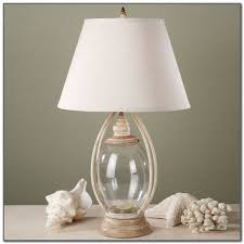Fillable Glass Lamp Ideas by Fillable Glass Table Lamp Australia Lamps Home Decorating