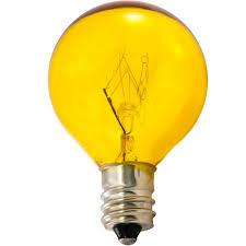 7 5 watt candelabra base linear commercial light stringer bulb