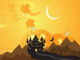 Free Printable Scary Halloween Invitation Templates by Halloween Menu Card Design Template Royalty Free Cliparts