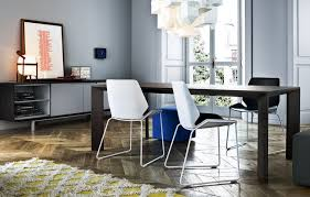 esszimmer stühle poliform effektvolles möbel design