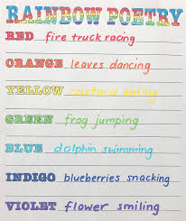Write Rainbow-Inspired Poetry With Your Kids | Scholastic | Parents Rhyme With Truck English Rhymes Dictionary Rhyming Words Cat Cop Shirt Fox Dog Car Skirt Top Box Fog Bat Jar Audacious 6 Forgotten Nursery And Their Meanings Mental Floss 14 Free Sorting Mats For Rhyming Words The Measured Mom Garbage Phonics Truck Video Dailymotion To Examine In Order Note The Similarities Or Differences An 25 Picture Books That Young Childrens Oral Language Development Reading Rockets Wheels On Bus Err Gigglebellies