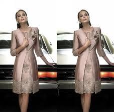 mother of bride dresses knee length promotion shop for promotional