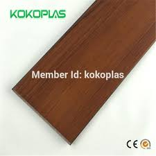 Plastic Wood Flooring Self Adhesive Vinyl Tiles Resilient Sheet Laminate Planks Do