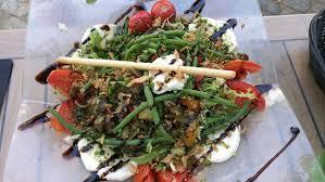 cuisine roborative une salade roborative picture of l olalpa carces tripadvisor