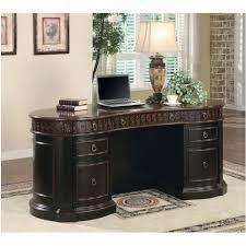 Sauder Office Port Executive Desk by Sauder Shoal Creek Executive Desk