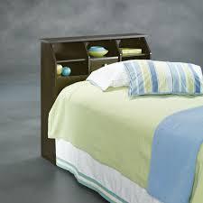 Shoal Creek Desk In Jamocha Wood by Sauder Shoal Creek Jamocha Wood Twin Bookcase Headboard 409943