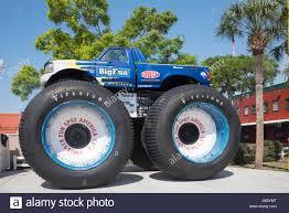 100 Monster Monster Truck Big Foot Fun Spot USA Kissimmee Florida