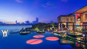 100 W Hotel Koh Samui Thailand Luxury Boutique In