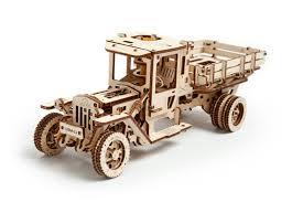 100 Truck Model UGears UGM11 UGears US Ukidz LLC