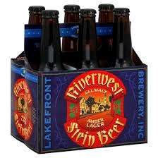 Lakefront Brewery Pumpkin Lager Calories by Lakefront Riverwest Stein Beer Amber Lager 6pk 12oz Bottles