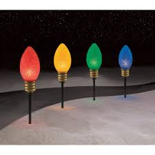 Westinghouse Pre Lit Christmas Tree Replacement Bulbs by Peppermint Christmas Pathway Lights Christmas Lights Decoration