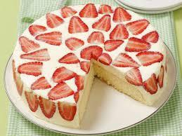mascarpone erdbeer torte