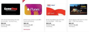 EBay: Save On Gift Cards For Toys R Us, ITunes, Gamestop, Exxon ... Free Printable Give Date Night For A Wedding Gift Gcg News Welcome To The Go Project Trifi Book Fair Film Festival Over 50 Card Holders Holidays Cash Your Gift Cards Test Strip Search Top 10 Fathers Day Cards Dads Barnes Noble Customer Service Complaints Department Everything You Need Know About Kids And Archives Mojosavingscom Ndlw How Apply Credit