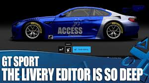100 Custom Decals For Trucks GT Sport In The Livery Editor YouTube