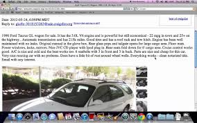 Craigslist Prescott Arizona - Used Cars And Trucks Under $4000 ...