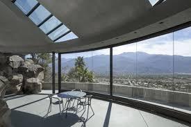 100 Lautner House Palm Springs John S Concrete Domed Elrod Overlooks