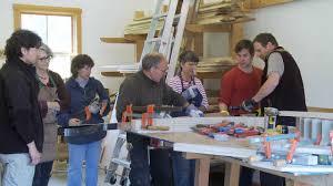 Wel e to Woodschool Center for Furniture Craftsmanship Rockport