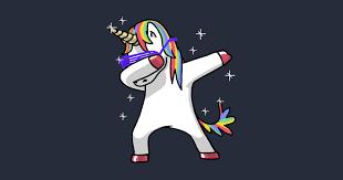 Dabbing Unicorn Shirt Dab Hip Hop Funny Magic 1200x630