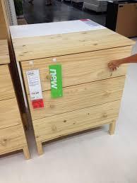 Ikea Mandal Dresser Discontinued by Ikea Solid Wood Dresser Bestdressers 2017