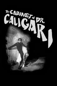 The Cabinet Of Doctor Caligari 1920 by The Cabinet Of Dr Caligari Space Gallery