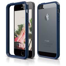 Popular Brands iPhone SE case elago [Bumper][Jean Indigo] [Edge