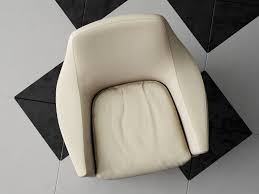 100 Dora High Chair High Back 3D Model CGTrader