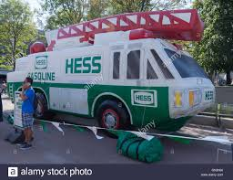 Hess Truck Stock Photos & Hess Truck Stock Images - Alamy 2014 Hess Toy Truck Space Cruiser Scout 50th Anniversary Ebay Why A Halfcenturyold Toy Remains Popular Holiday Gift The Verge Dump Stopmotion Hd Youtube Speedway Llc Wikipedia Stop Kenly Trucks Roll Out Every Winter Bring Joy To Collectors 2017 Announced Team Run Smart On Road With Nascar Hauler Jerry Mobile Museum Stop At Deptford Mall Njcom Where You Can Buy The 2015 Abc News Supermarket Branded Start Em Young Aboringdystopia Valero