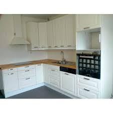 meuble cuisine laqu blanc meuble de cuisine blanc cuisine blanc cassac ikea idaces de