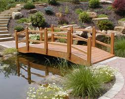Double Rail Pedestrian Bridges | Bridges By Style ... Apartments Appealing Small Garden Bridges Related Keywords Amazoncom Best Choice Products Wooden Bridge 5 Natural Finish Short Post 420ft Treated Pine Amelia Single Rail Coral Coast Willow Creek 6ft Metal Hayneedle Red Cedar Eden 12 Picket Bridge Designs 14ft Double Selection Of Amazing Backyards Gorgeous Backyard Fniture 8ft Wrought Iron Ox Art Company Youll Want For Your Own Home Pond Landscaping Fleagorcom