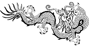 Coloring Picture Of Chinese Dragon