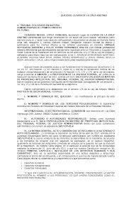 Amparo Contra Resolución Del IMPI Docsity