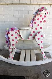 Rockin' Polka Dot Pony | Country Chic Paint Blog Lovely Vintage Wooden Rocking Horse Sanetwebsite Restored Wood Rocking Horse Toy Chair Isolated Clipping Path Stock Painted Ponies Competitors Revenue And Employees Owler Rockin Rider Maverick Spring Chair Rocard This Is A Hand Crafted Made Out Of Pine Built Childs Personalized Rockers Childrens Custom Large White Spindle Rocker Nursery Fniture Child Children Spinwhi Fantasy Fields Knights Dragon Themed Kids Lady Bug 2 In 1 Baby Ride On Animal