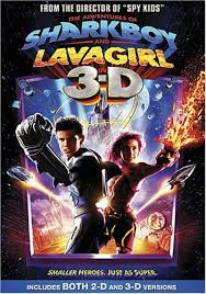 Amazon The Adventures Of Sharkboy And Lavagirl In 3 D Also Includes 2d Version Cayden Boyd George Lopez Kristin Davis David Arquette