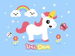 Jestingstock Cute Unicorn Rainbow Wallpapers Desktop Background