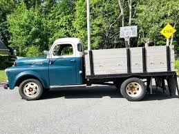 1948 Used Dodge B-Series Rack Body Truck At WeBe Autos Serving Long ...