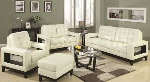 Art Van Leather Living Room Sets by Living Room Furniture Industrial Style Gray Black Entertainment