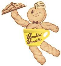 Dunkin Donuts Logo Evolution