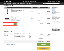 Tactics Coupon Code 5 Tips For Selling Without Discounting Practical Ecommerce Tactics Coupon Code Coupon Applying Discounts And Promotions On Websites Using Promo Codes Marketing In 2019 A Guide With 200 Worth How To Use Coupons Offers Effectively 26 Best Examples Of Sales Inspire Your Next Offer Dynamis Alliance Twitter Dynamis 2018 Open Rollment Online Shopping 101 Easy That Basically Job 6 Ways Improve Your Coupon Strategy