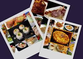 cuisine entr馥s froides sélection fêtes entrées froides chaudes et plats pause