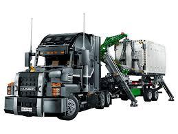 100 Big Mack Truck Anthem 42078 Technic LEGO Shop