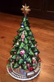 Qvc Christmas Trees Uk by Qvc Retired Thomas Pacconi Large 17 Inch Christmas Tree Glass
