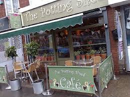 The Potting Shed Bookings by The Potting Shed Cafe Kingston Upon Hull Restaurant Reviews