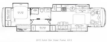 Diesel Pusher With Bunk Beds by 2015 Newmar Dutch Star What U0027s New Steinbring Motorcoach