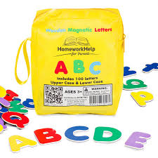 Buy Alphabet Acorns Activity Set By Learning Resources LER6802