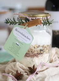 backmischung im glas geschenke aus der küche rezeptebuch