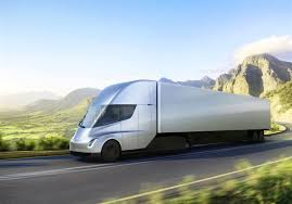 Tesla Unveils An Electric Rival To Semi Trucks, Along With The ...