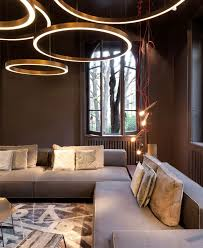 This Interior Decor By Massimo Castagna Is Placed In A Historic Milanese Home With Preserved Features Spiced Up Some Trendy And Modern Insertions