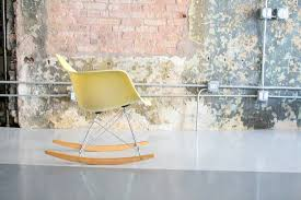 Eames Yellow Venice Label RAR Rocking Chair - Circa Modern Cheap Modern Rocking Chair Find Joseph Allen Wayfair Concrete Rocking Chair Lichterloh Baby Czech Republic 1950s American Gf058wy Sold Reviews Joss Main Allmodern Aries Milo Baughman Style Chrome Mid Century