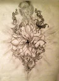 Sacred Tattoo Design 2