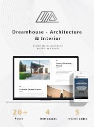100 Architects And Interior Designers Dreamhouse Architecture Design Template